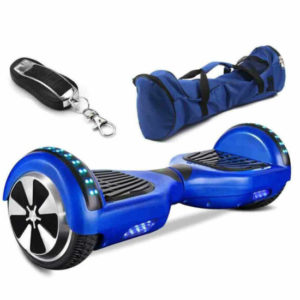 6.5 inch blue hoverboard