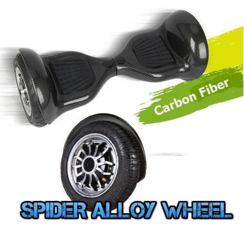 carbon black 10 inch hoverboard2