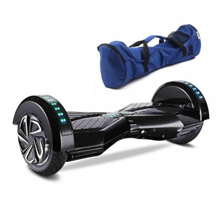 hoverboard black 8 inch2