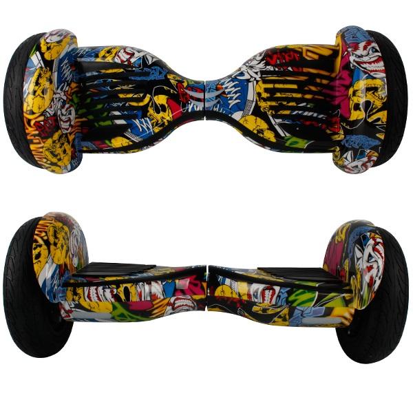 graffiti 10 inch hoverboard4