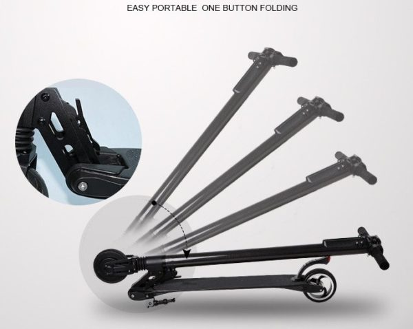 electric_scooter_T1_carbon_fiber_folding