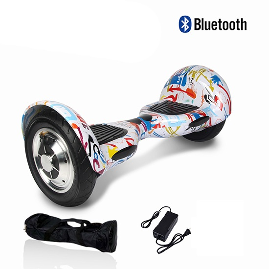 multi color 10 inch hoverboard