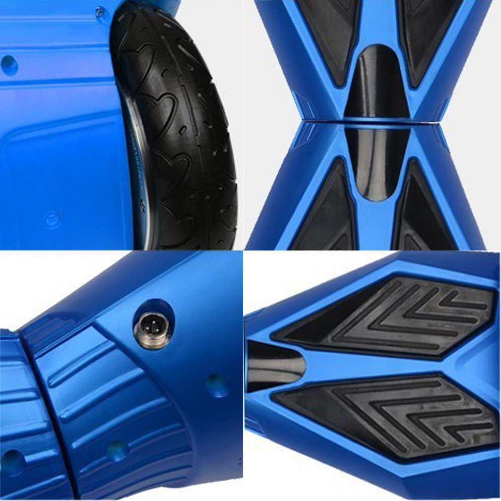 hoverboard blue 8 inc2